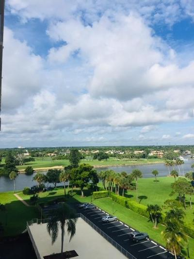 North Palm Beach Condo For Sale: 336 Golfview Road #812
