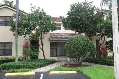 Boca Raton FL Condo For Sale: $209,000