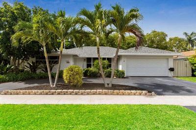 Deerfield Single Family Home For Sale: 1300 SE 14th Court