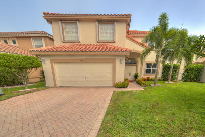 Coral Springs Single Family Home For Sale: 5349 NW 121 Avenue