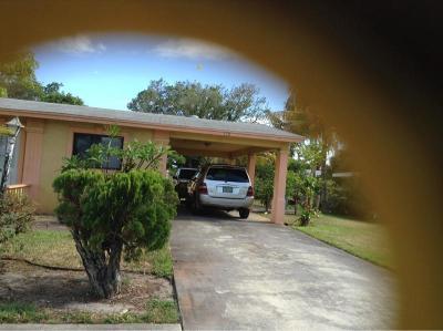 Boynton Beach Single Family Home For Sale: 450 NW 1st Avenue