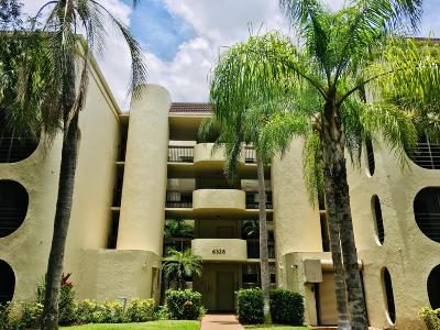 Boca Raton Condo For Sale: 6328 Longboat Lane W #403