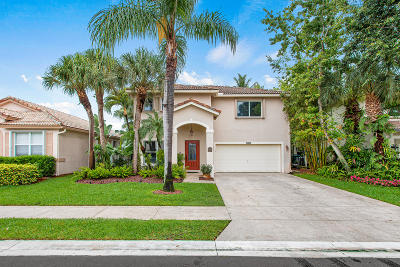 Boynton Beach Single Family Home For Sale: 1135 Rialto Drive