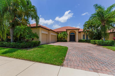 St Lucie County Single Family Home For Sale: 940 SW Grand Reserves Boulevard