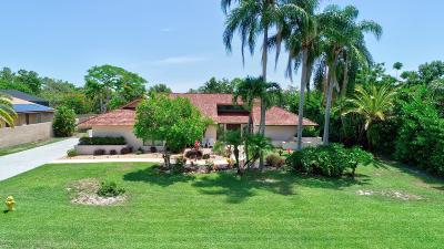 Stuart Single Family Home For Sale: 4569 SE Halston Court