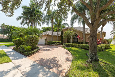Boca Raton Single Family Home For Sale: 21632 Lynhurst Way