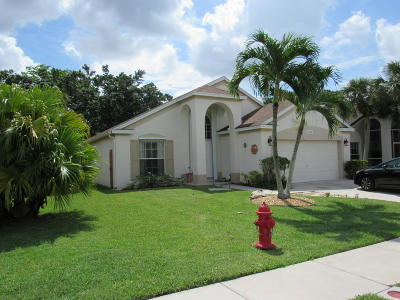 Boca Raton Rental For Rent: 22444 Middletown Drive