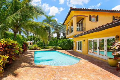 Delray Beach Single Family Home For Sale: 825 SE 7th Avenue