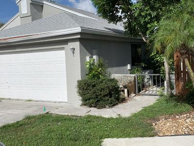 Coconut Creek Single Family Home For Sale: 1991 NW 38th Terrace