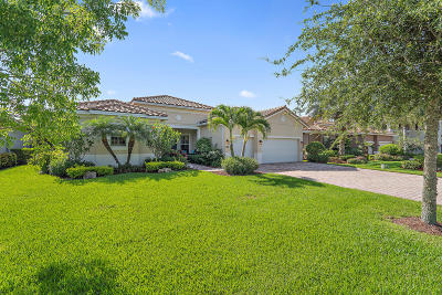 Palm City Single Family Home For Sale: 5911 SW Longspur Lane