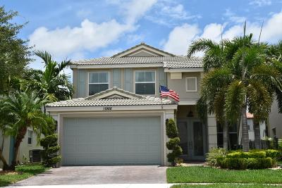 Port Saint Lucie Single Family Home For Sale: 11988 SW Knightsbridge Lane