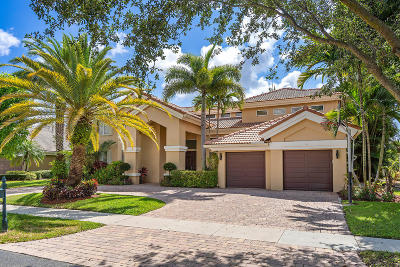 Boca Raton Single Family Home For Sale: 6048 NW 30th Way