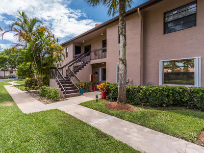 Boca Raton Condo For Sale: 9232 Pecky Cypress Lane #2-F