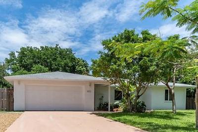 Hobe Sound Single Family Home For Sale: 9531 SE Duncan Street