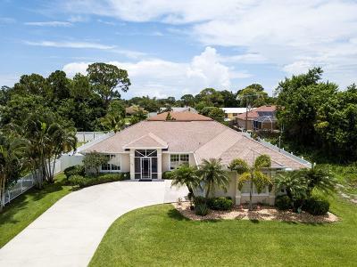 Port Saint Lucie, Saint Lucie West Single Family Home For Sale: 1681 SE Fallon Drive