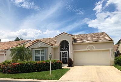 Palm Beach Gardens Single Family Home For Sale: 10173 Siena Oaks Circle E