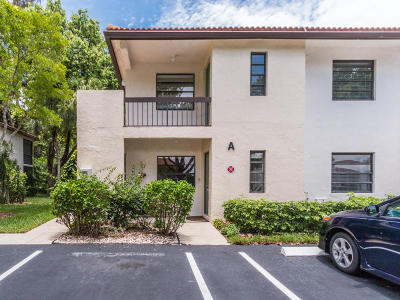 Boca Raton Condo For Sale: 21682 Cypress Road #11-A