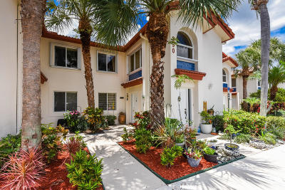 Boca Raton Condo For Sale: 330 67 Street #D104