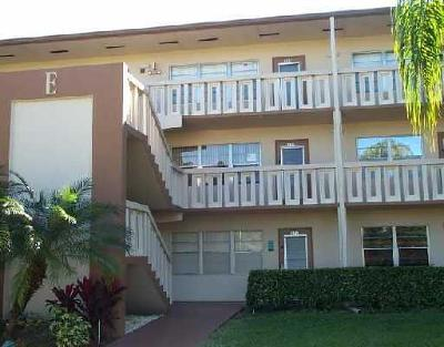 Boca Raton Condo For Sale: 171 Suffolk E #171