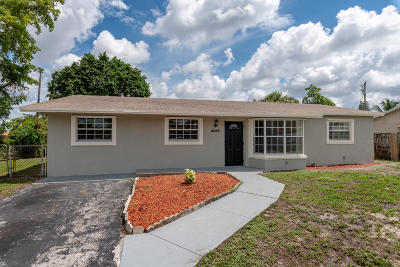 Single Family Home For Sale: 6590 NW 5th Street