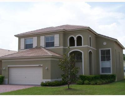 Fort Pierce Single Family Home For Sale: 5742 Sunberry Circle