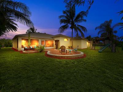 Port Saint Lucie Single Family Home For Sale: 282 SW Janice Avenue