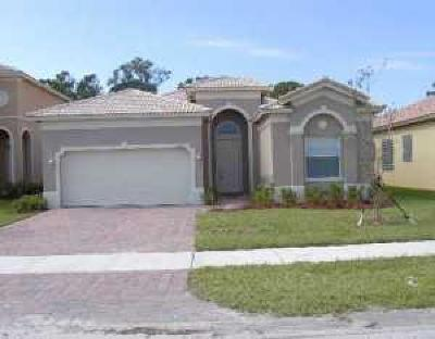 Fort Pierce Single Family Home For Sale: 5737 Spanish River Road