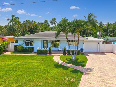 Boca Raton Single Family Home For Sale: 441 NE Wavecrest Court