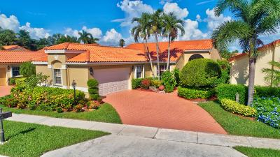 Boca Raton Single Family Home For Sale: 8024 Copenhagen Way
