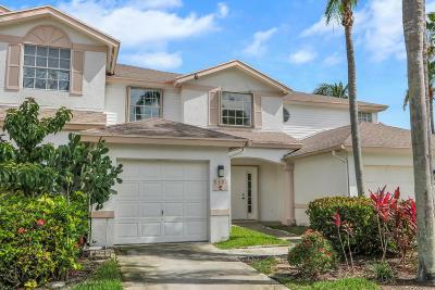 Boca Raton Townhouse For Sale: 9301 Boca Gardens Circle S #E