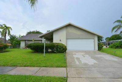Port Saint Lucie Single Family Home For Sale: 2482 SE Drayton Road