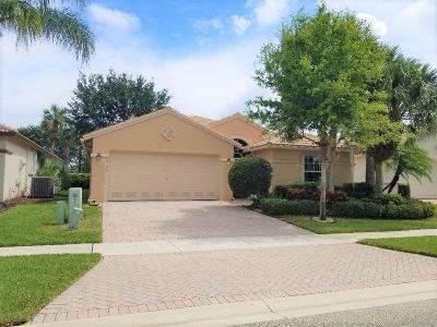 Boynton Beach Single Family Home For Sale: 8198 Duomo Circle
