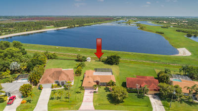Port Saint Lucie Single Family Home Contingent: 2738 SE South Blackwell Drive