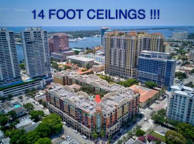 West Palm Beach Condo For Sale: 600 S Dixie Highway #123