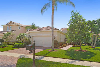 Palm Beach Gardens Single Family Home For Sale: 248 Isle Verde Way