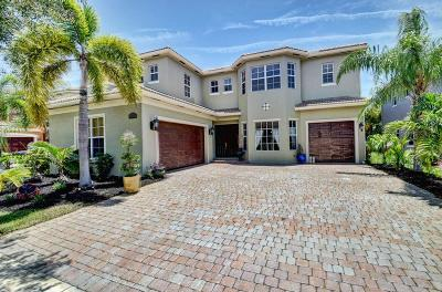 Boynton Beach Single Family Home For Sale: 8770 Cobblestone Point Circle