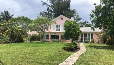 Boynton Beach Single Family Home For Sale: 321 SW 1st Avenue