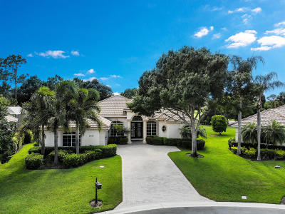 Port Saint Lucie Single Family Home For Sale: 7905 Links Way