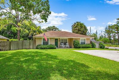 Loxahatchee Single Family Home For Sale: 3975 147th Avenue