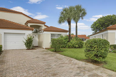 Delray Beach Single Family Home For Sale: 15371 Summer Lake Drive