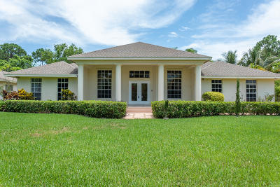 West Palm Beach Single Family Home For Sale: 13432 63rd Lane