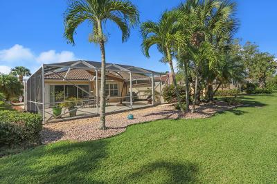 Hobe Sound Single Family Home For Sale: 3476 SE Glacier Terrace