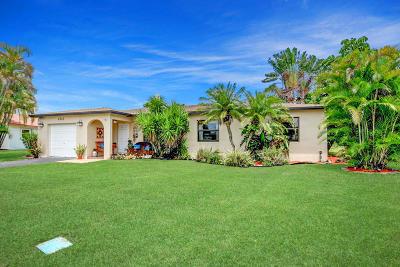 Boca Raton Single Family Home For Sale: 4542 Avalon Street