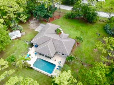 Loxahatchee Single Family Home For Sale: 16608 72nd Road