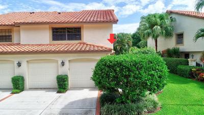 Boca Raton Condo For Sale: 7936 La Mirada Drive