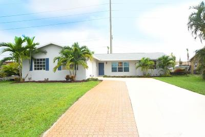 Lake Worth Single Family Home For Sale: 1946 Yellow Brick Road