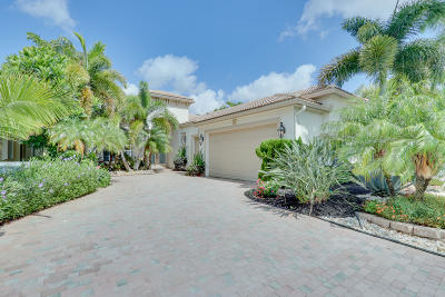Lake Worth, Lakeworth Single Family Home For Sale: 3885 Netherlee Way