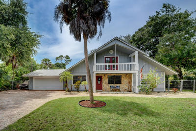 Stuart Single Family Home For Sale: 501 SW Timber Trail