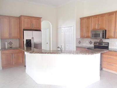 Port Saint Lucie Single Family Home Contingent: 3462 SW Princeton Street