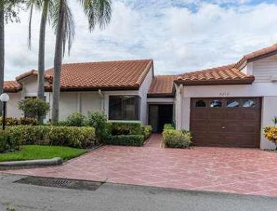Delray Beach Single Family Home For Sale: 6212 Kings Gate Circle